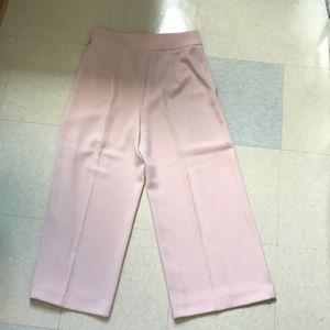 Pink Zara Wide Pants